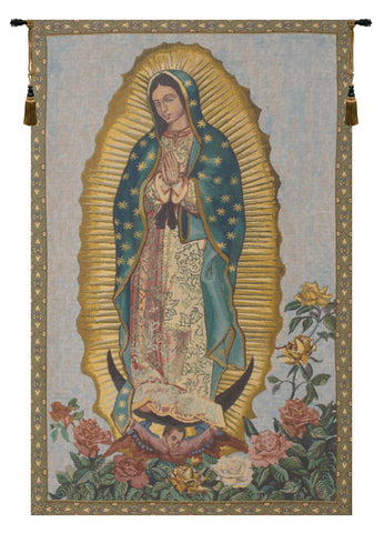 Guadalupe Belgian Tapestry Wall Hanging