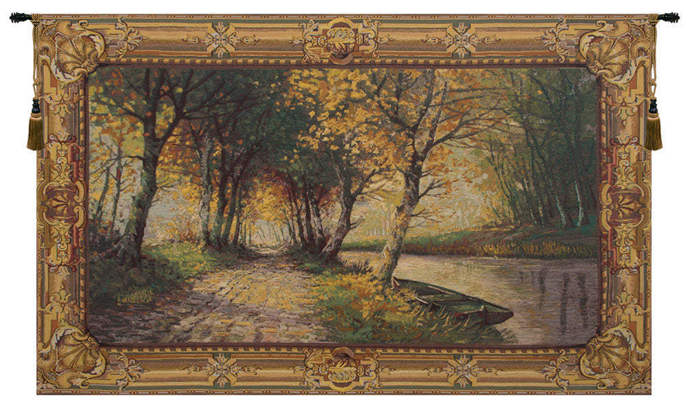Automne Belgian Tapestry Wall Hanging