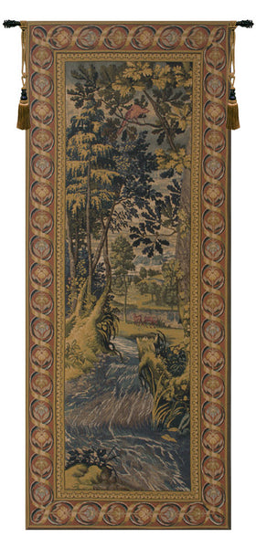 Woody Belgian Tapestry Wall Hanging