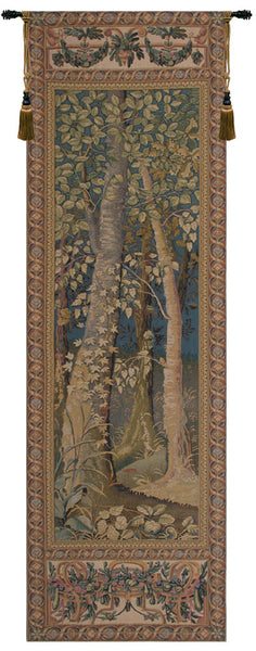 Woodland Belgian Tapestry Wall Hanging