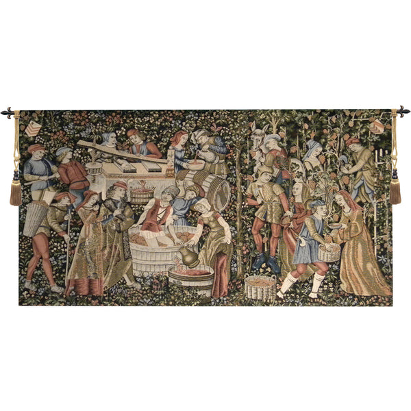 Vendange III European Wallhanging