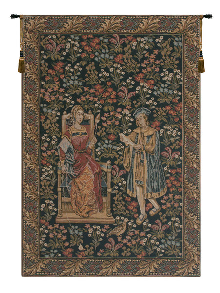 La Reine Tapestry Wall Hanging