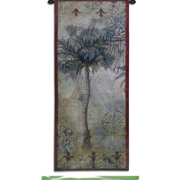 Masoala Panel II Tapestry Wall Hanging