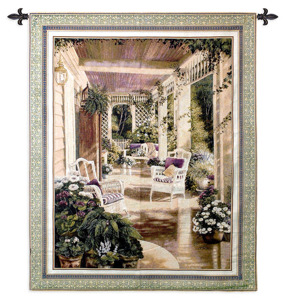 Vintage Comfort Tapestry Wall Hanging