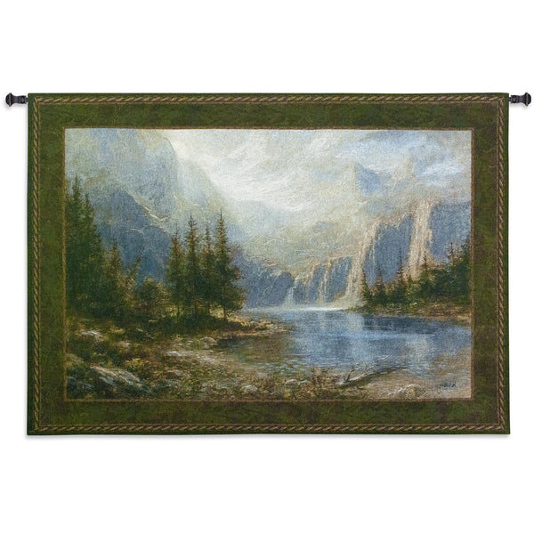 Mountain Heights Tapestry Wall Hanging