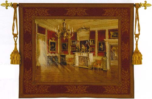 The Gallery Tapestry Wall Hanging