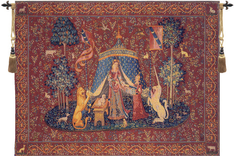 The Lady and the Unicorn Tapestries