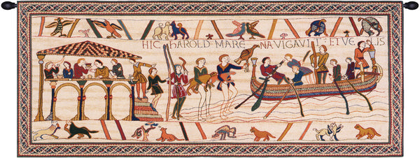 King Harold Large French Tapestry