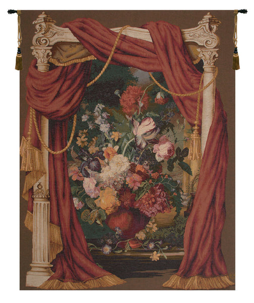 Bouquet Theatral French Tapestry