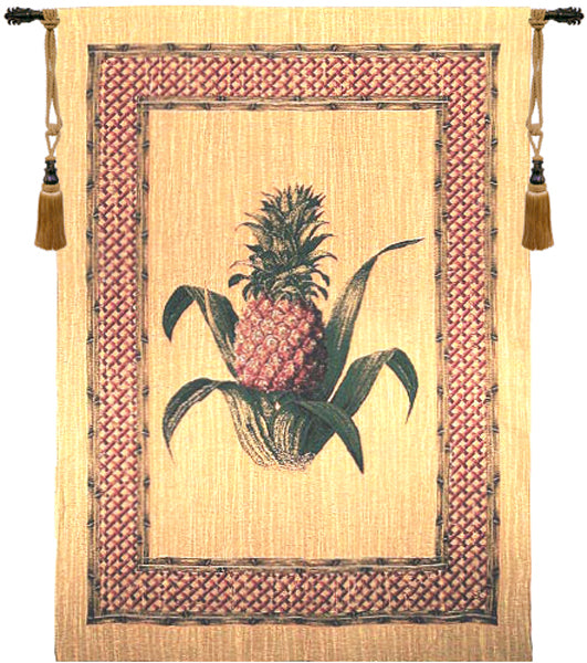Pineapple Tapestry Wall Hanging