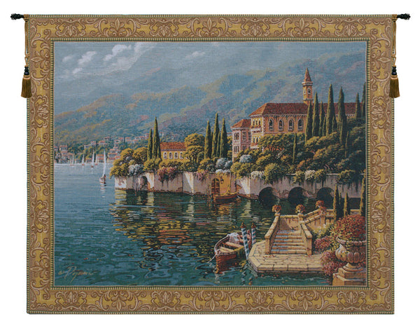 Verena Reflections Belgian Tapestry Wall Hanging