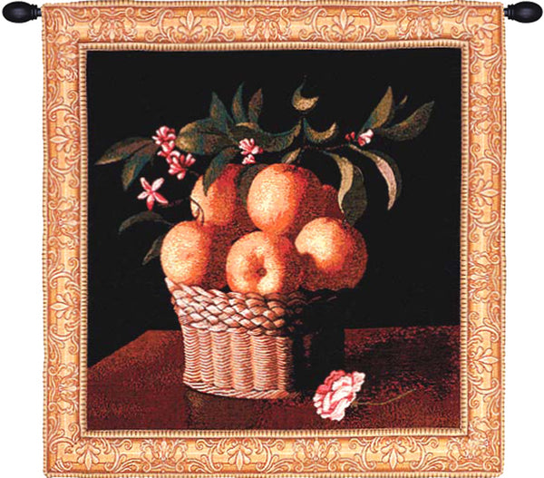 Panier D'Oranges French Tapestry