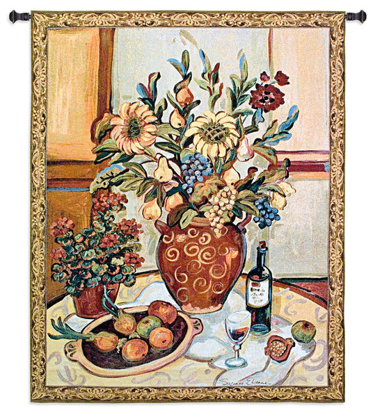 Provence Interior II Tapestry Wall Hanging
