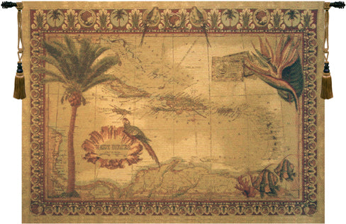 West Indies Tapestry Wall Hanging