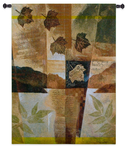 Autumn Medley I Tapestry Wall Hanging
