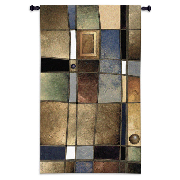 Mixed Intervals Tapestry Wall Hanging