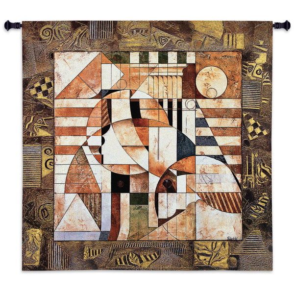 Point of Reference Tapestry Wall Hanging