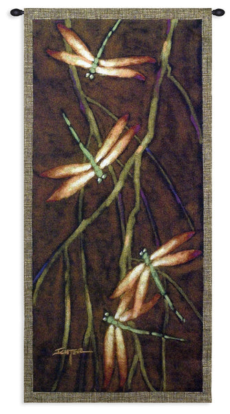 October Song II Tapestry Wall Hanging