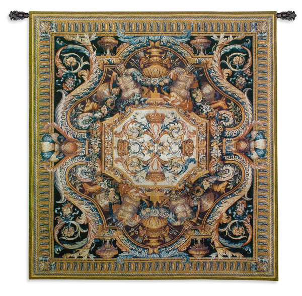 Galerie Du Bord de L Tapestry Wall Hanging