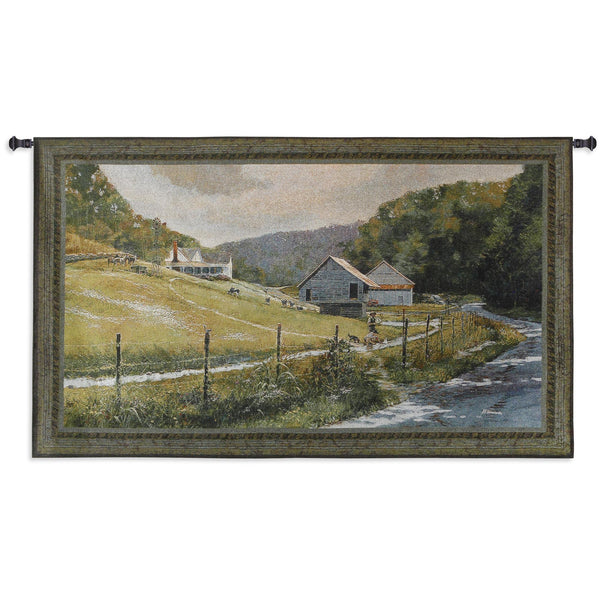 Summer Memories Tapestry Wall Hanging