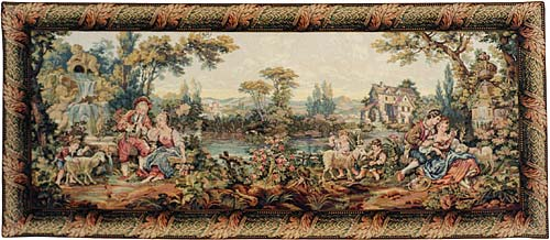 Romance in the Country Tapestry Wall Hanging