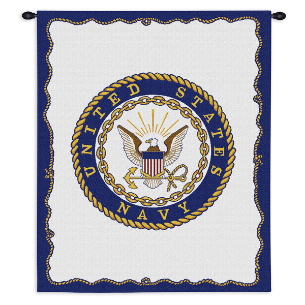Navy (Military) Tapestry Wall Hanging