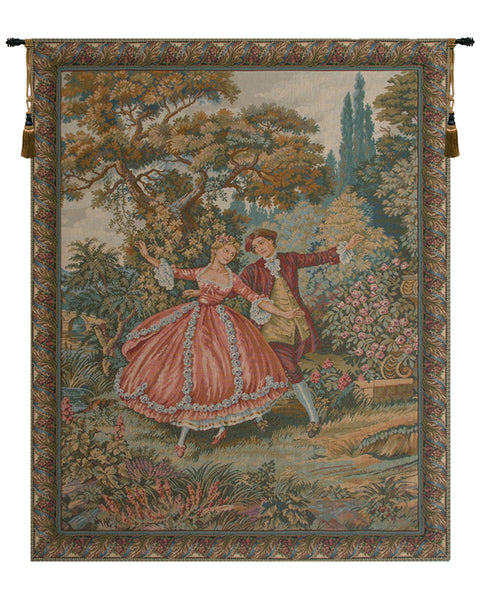 Danza Italian Tapestry Wallhanging