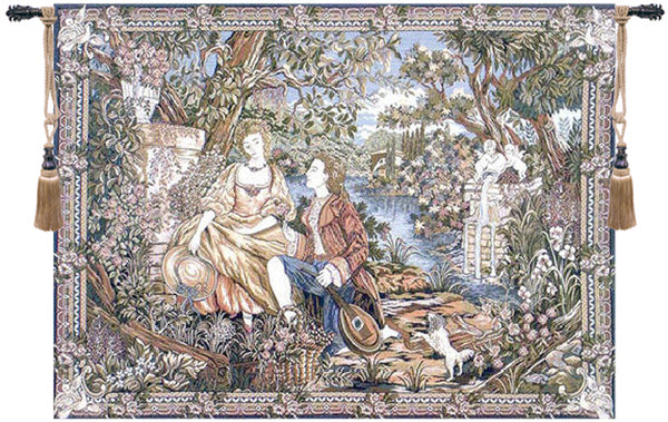 Romeo and Juliet Tapestry Wall Hanging