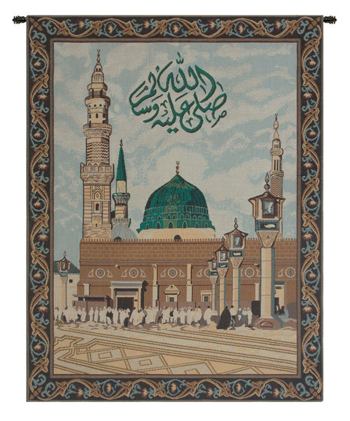 The Mosque Tapestry Wall Hanging