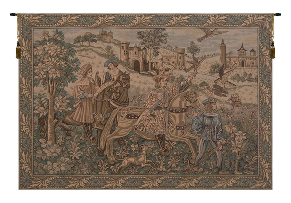 The Hunt Tapestry Wall Hanging