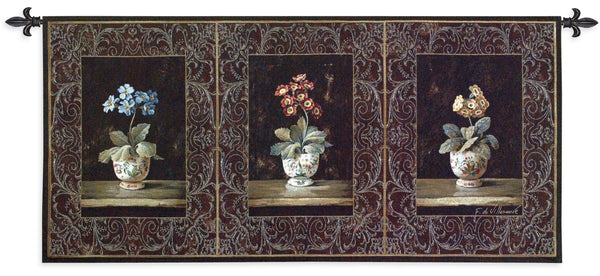 Cache Pot Quad Tapestry Wall Hanging
