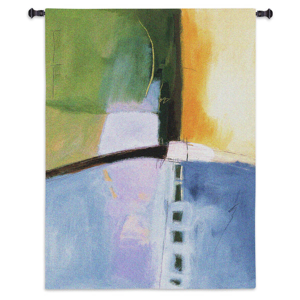 Linear Motion II Tapestry Wall Hanging