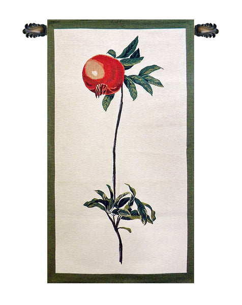 Redoute Pomegranate European Tapestry
