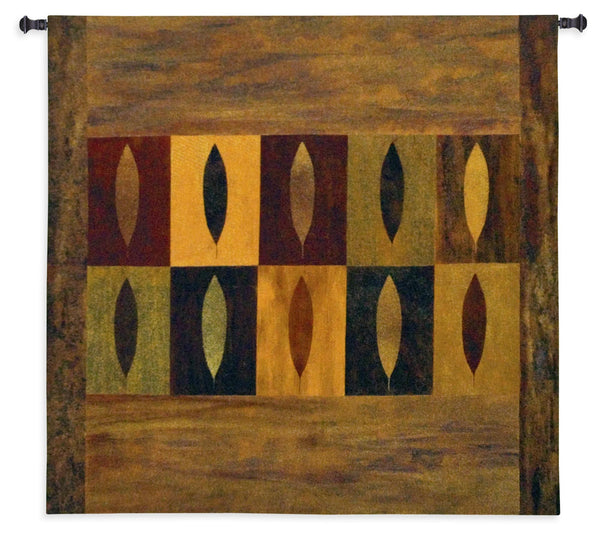 Ten Leaves Tapestry Wall Hanging
