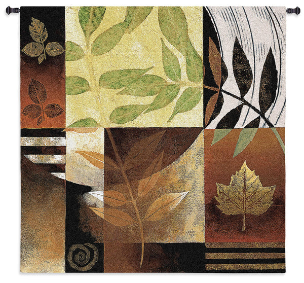 Natures Elements Tapestry Wall Hanging
