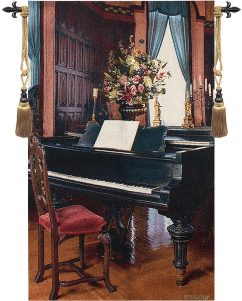 Music Room Tapestry Wall Hanging