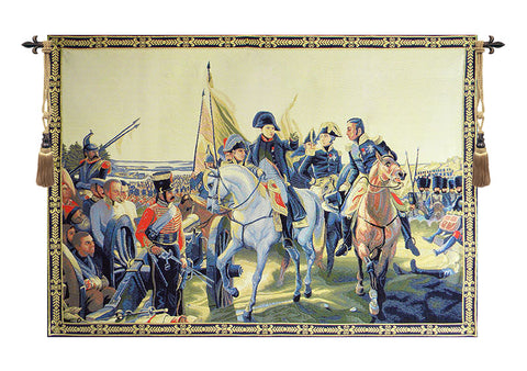 Battle of Friedland Napolean European Wallhanging