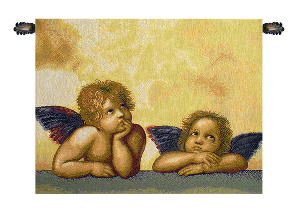 Angels European Wallhanging