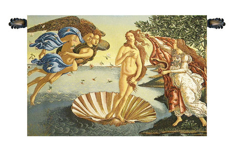 Birth of Venus Boticelli European Wallhanging