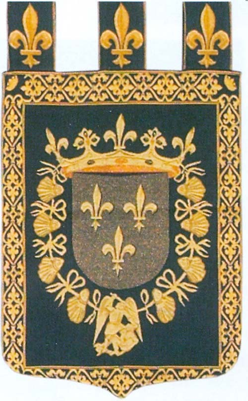 Blois European Wallhanging