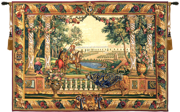 Louis XIV of Versailles Wall Hanging