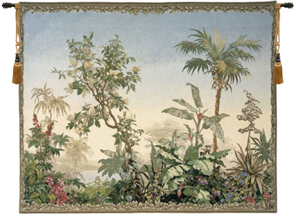 Paysage Exotique Wall Hanging