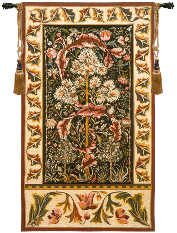 Acanthus French Tapestry Wall Hanging