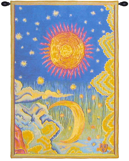 Summer L'ete Wall Hanging