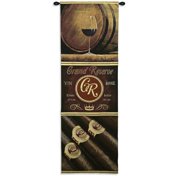 Grand Reserve - Wine & Spirits Tapestry Wall Hanging