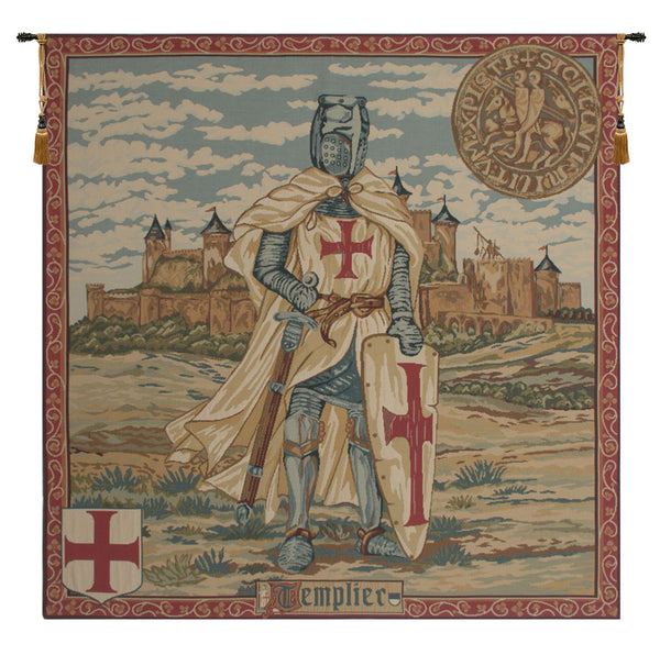 Templier I Tapestry Wall Hanging