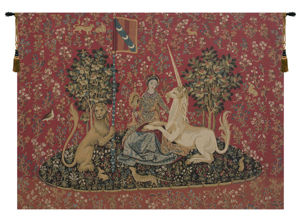 Sight I Tapestry Wall Hanging
