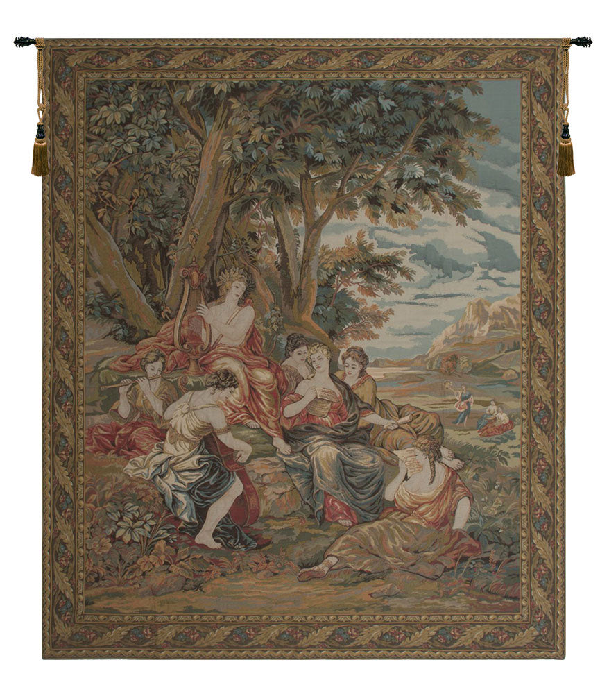 Apollo III Tapestry Wall Hanging