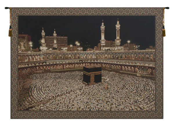 New Mecca Tapestry Wall Hanging
