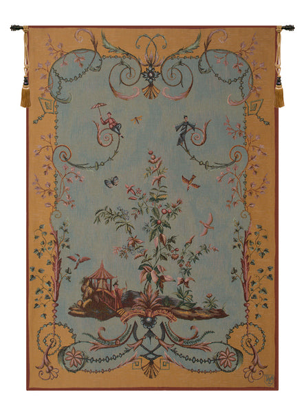 Chinoiseries II French Tapestry